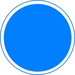 blueAugmentedRealityCheckpoint
