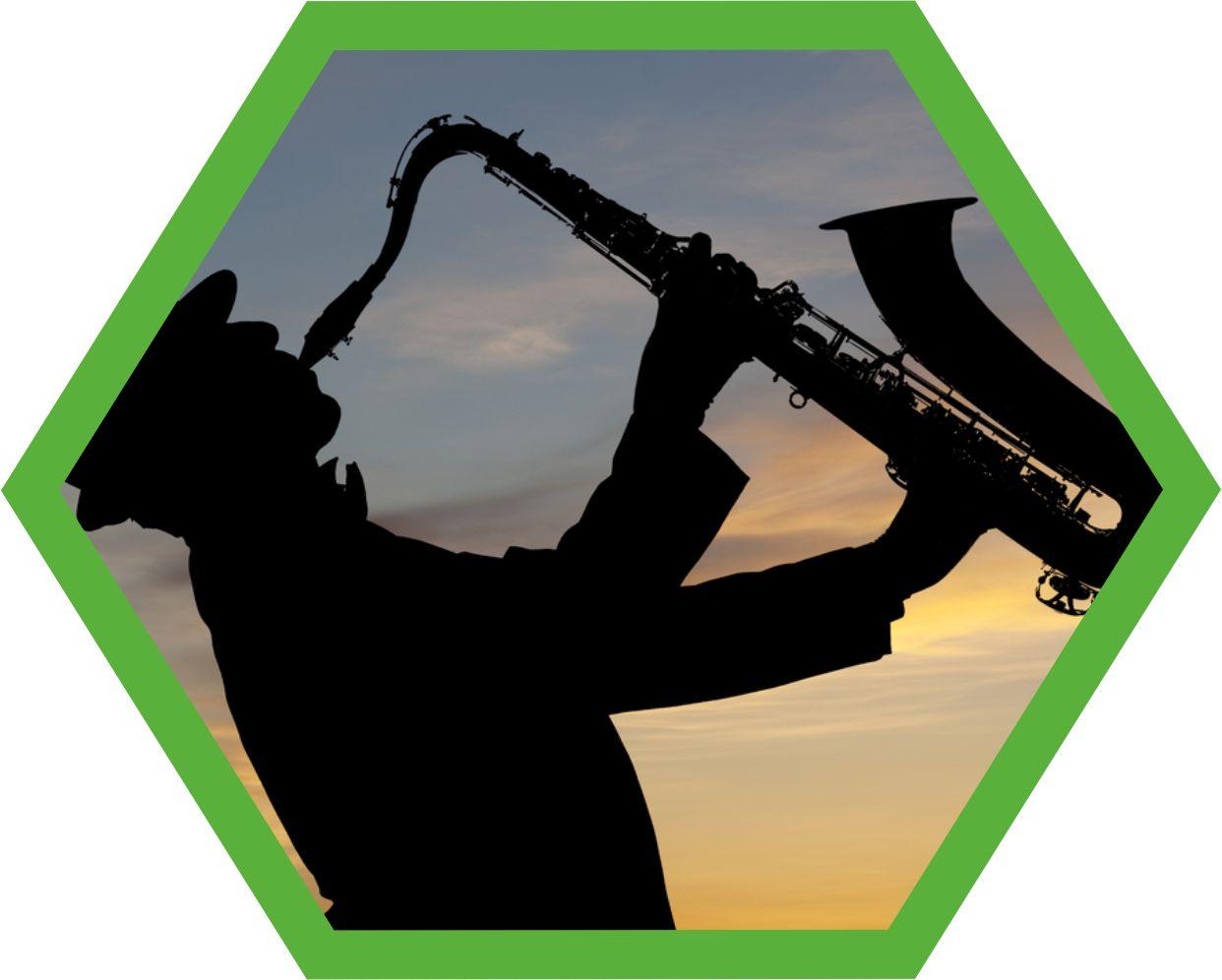 saxophoneCard_Puzzard_AugmentedReality